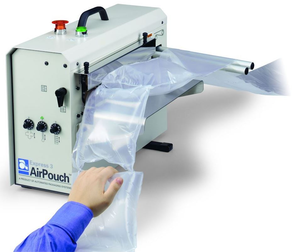 AirPouch Express 3 machine